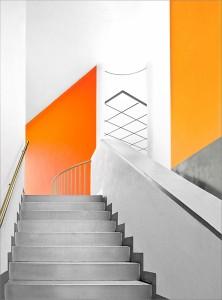 07 Treppe im MMK Frankfurt Original