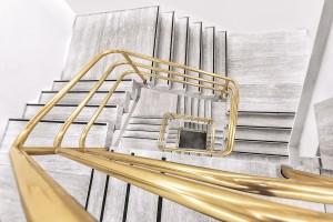01  MG 0045 Treppe im Whitney Museum NYC